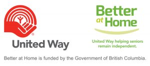 Logo United Way, Better at Home